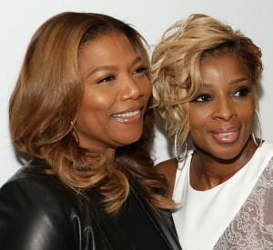 Queen Latifah and Mary J. Blige Join the Cast of NBC's 'The Wiz.'