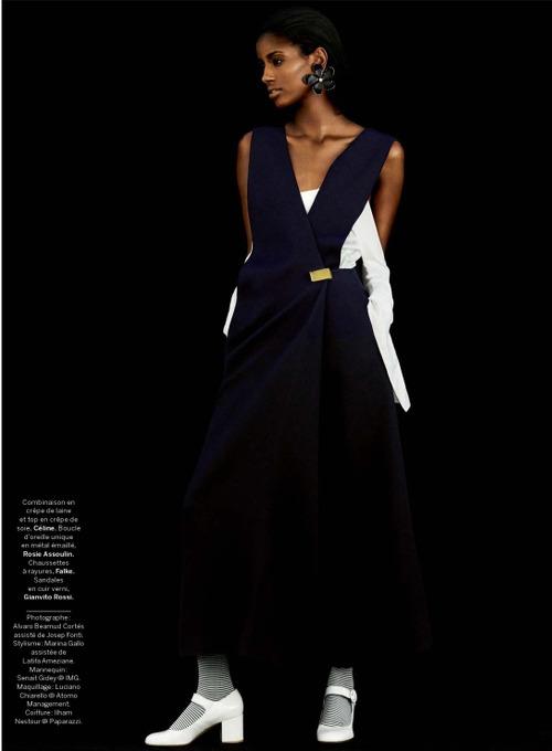 Senait Gidey Black Fashion Models