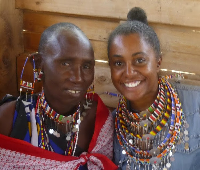 Idia'dega Maasai Women Artisans Kenyan Jewelry Fashion
