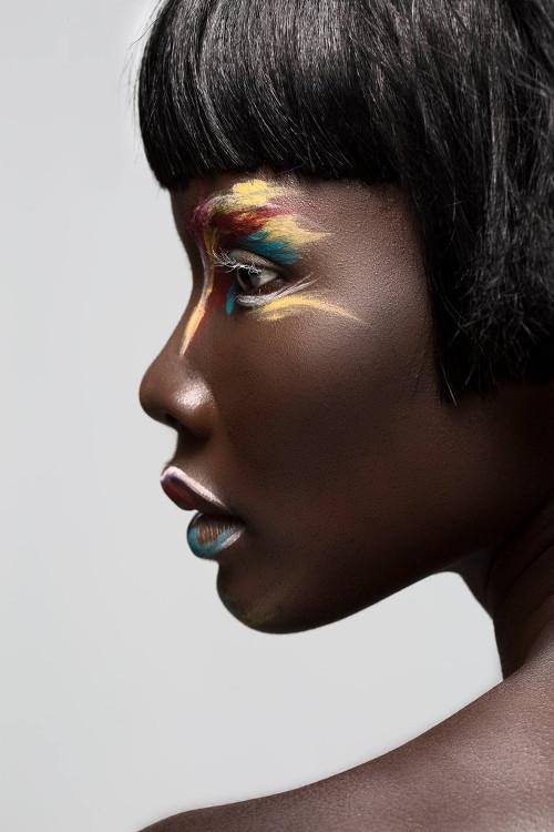 Beauty Tricia Akello By Gareth Van Nelson
