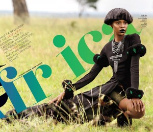 Snapshots.  Tshepiso Ralehlathe For Essence Magazine's Global Issue.