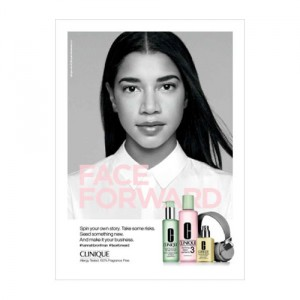 Hannah Bronfman Teams With Clinique for #FaceForward.