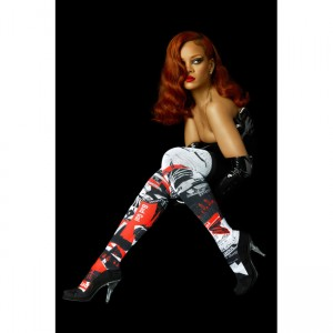 Rihanna Named Contributing Creative Director at Stance.
