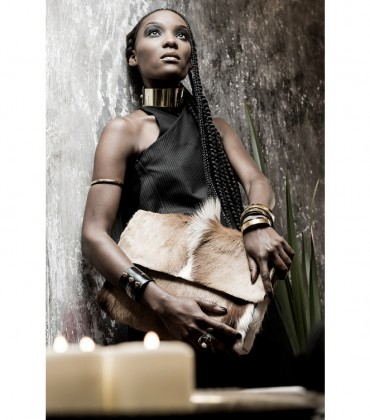Kenyan-Based Designer Adèle Dejak  Debuts 'Almaz' Collection.
