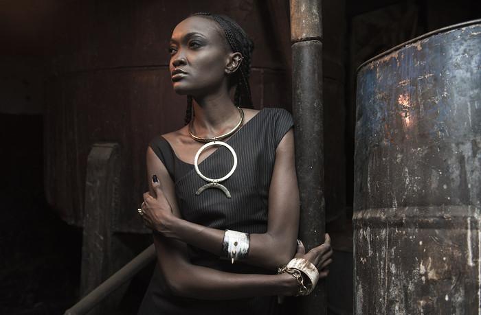Adele Dejak Kenya African Fashion
