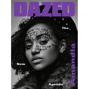 Editorials. Amandla Stenberg Covers Dazed & Confused Magazine. Talks Activism and Goals.