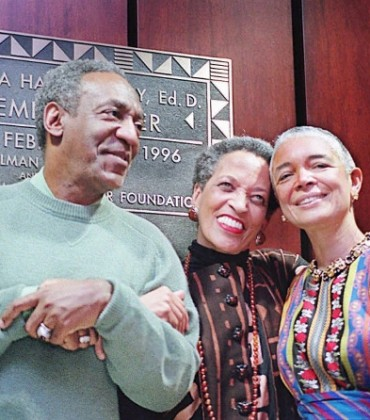 Johnetta B. Cole, Director of the Smithsonian National Museum of African Art, Breaks Silence on Controversy Over Cosby Exhibition.