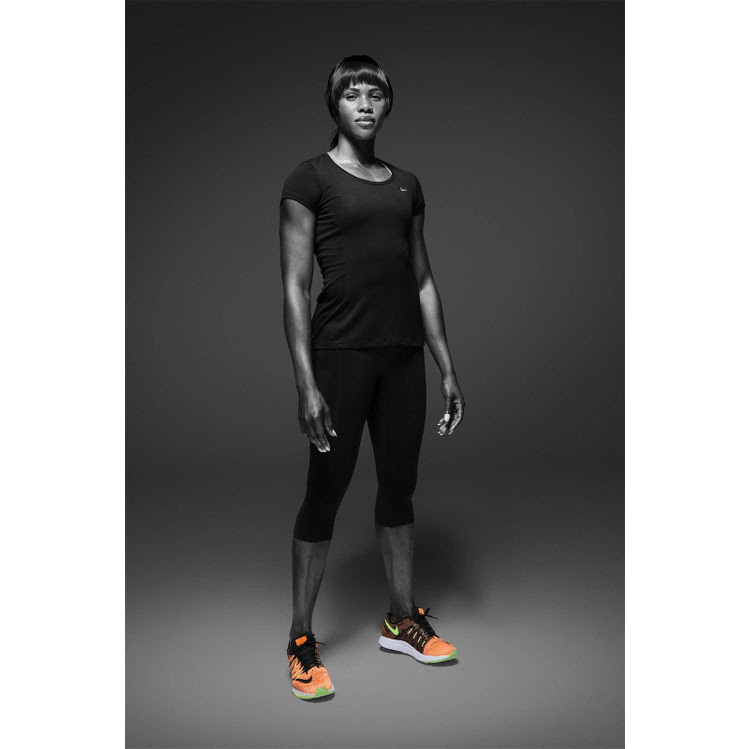 Blessing Okagbare, The Fastest Woman in Africa, Features in Nike's #AfricaSoFast Campaign.