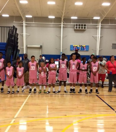 Boys Wear Pink in Solidarity After Being Disqualified From Tournament For Having a Female Teammate.