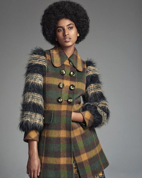Imaan Hammam, Vogue Netherlands