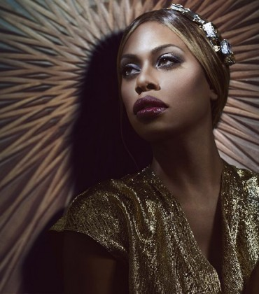 Editorials. Laverne Cox Dazzles in Yahoo! Style.  Talks Advocacy, Activism, and Acting.