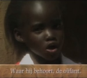Watch This.  A Six-Year-Old Lupita Nyong'o Sings About the Plight of Elephants.