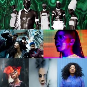 Your Morning Music Mix. Kelela. Jojo Abot. UNIIQU3. The Age Of L.U.N.A. Roseau. Petite Noir. and MORE.