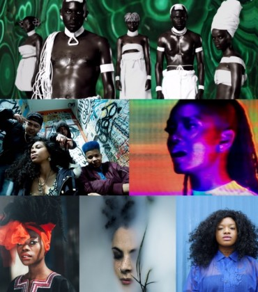 Your Morning Music Mix. Kelela. Jojo Abot. UNIIQU3. The Age Of L.U.N.A. Roseau. Petite Noir. and MORE.
