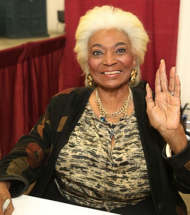 82-Year-Old 'Star Trek' Alum Nichelle Nichols Will Fly in a NASA Mission This September.