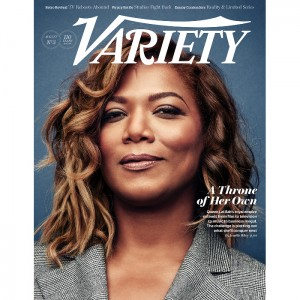 Queen Latifah Covers 'Variety.'