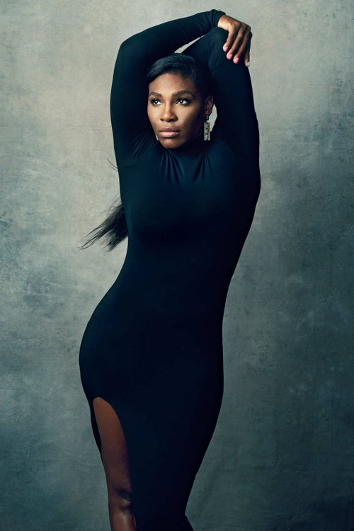 Serena Williams New York Magazine Norman Jean Roy