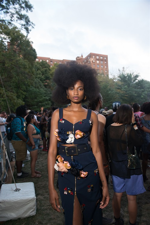 AfroPunk Fashion Vogue Italia
