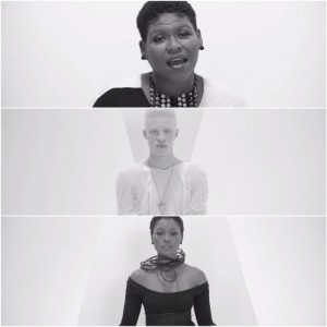 Stacy Barthe Shares a Hauntingly Beautiful Music Video for 'Extraordinary Love.' Starring Shaun Ross and Monti Dever.