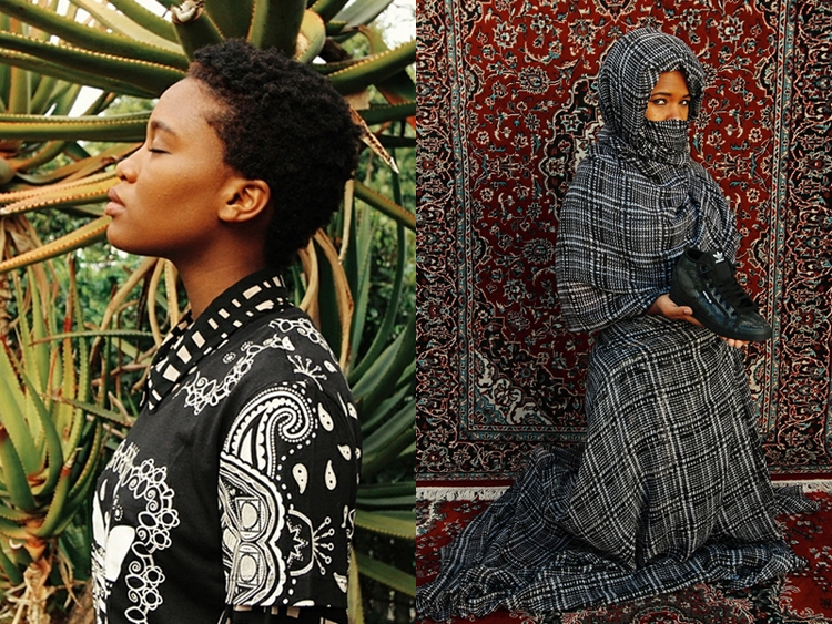 Artist Tony Gum Looks To The Middle East In A Series Of