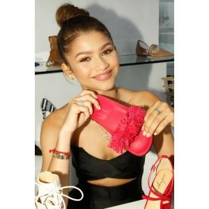 Zendaya Unveils New Shoe Line.