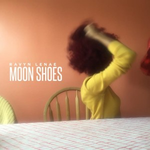 Listen to This. Ravyn Lenae.  'Moon Shoes.' EP.