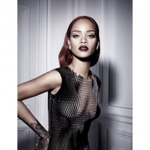 Editorials.  Rihanna Features in a Series of Alluring Images for Dior Magazine.