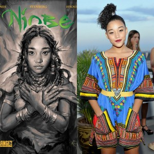 Amandla Stenberg's Comic Project 'Niobe' Pays Tribute to Black Feminists.