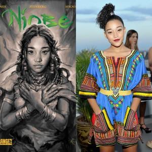 Amandla Stenberg's Comic Project 'Niobe' Pays Tribute to Black Feminists.