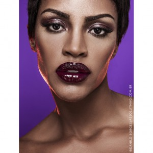 Beauty. Ana Bela Santos.  Absolut Mag #1.  Images by Danilo Borges.