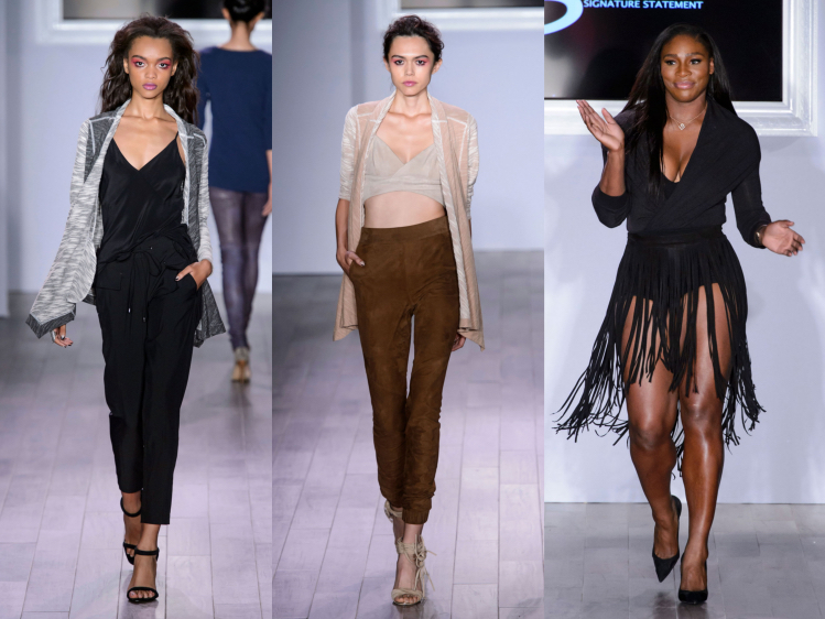 Black Fashion Designer New York Fashion Week Spring 2016