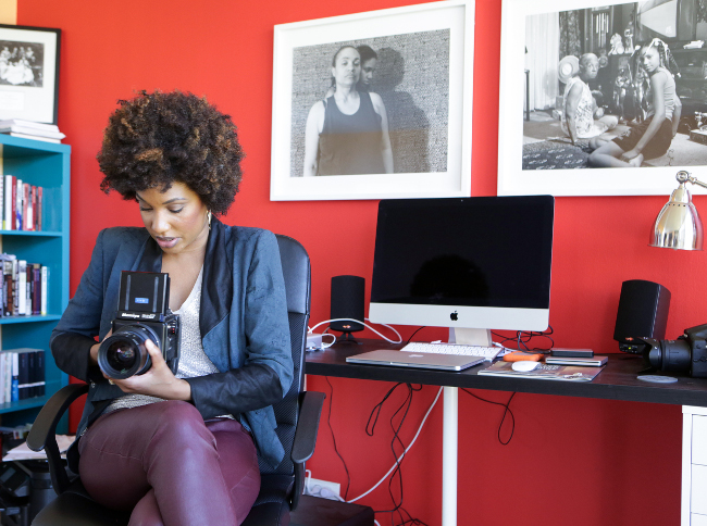 Photographer and Video Artist LaToya Ruby Frazier Among 2015 MacArthur Genius Grant Winners.