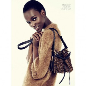 Editorials.  Herieth Paul.  Harper's Bazaar Netherlands.  Images by Mikael Schulz.