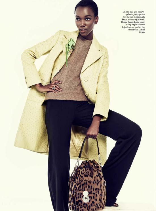 Herieth Paul Black Fashion Models