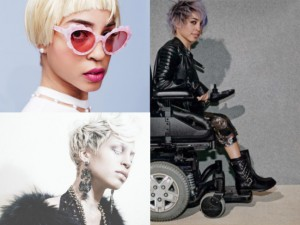 IMG Models Signs Jillian Mercado, Fashion Editor and Wheelchair User With Muscular Dystrophy.
