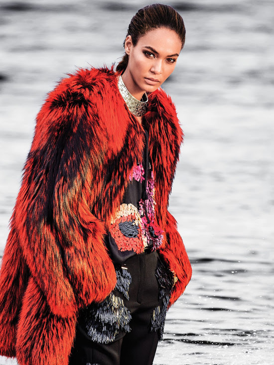 Joan Smalls Vogue Mexico