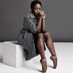Snapshots.  Michaela DePrince for Elsevier STIJL. Images by Wikkie Hermkens. Styling by Sonny Groo.