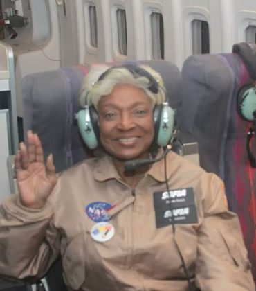 Nichelle Nichols Embarked on NASA Mission This Week.