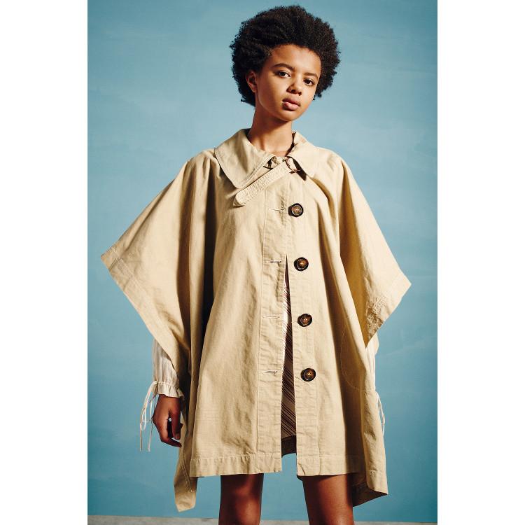 Poppy Okotcha, See by Chloe, Models With Natural Hair