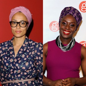 Listen to This. Chimamanda Adichie & Zadie Smith on Race, Writing, & Relationships.