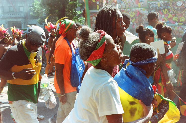 West Indian Day Parade New York 2015