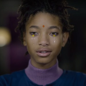 Watch.  Listen.  Willow Smith Struggles With Artistic Expression in 'Why Don't You Cry.'