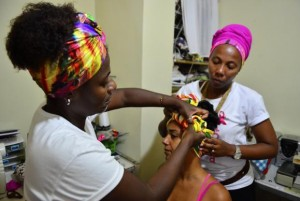 Project That Supports Economic Opportunities for Black Brazilian Women Through Craft Will Create Original Works For the 2016 Olympics in Rio.