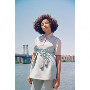 "Images.  Amandla Stenberg For NYLON's ""It Girl Issue."""