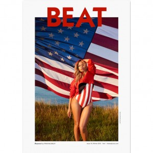 Beyoncé Covers BEAT Magazine.