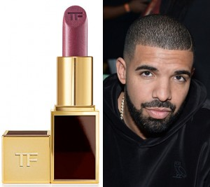 Tom Ford Creates Lipstick in Honor of Drake.