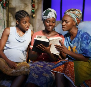 Lupita Nyong'o Heads to Broadway in 'Eclipsed.'