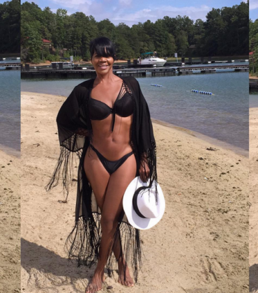 This 63-Year-Old Grandmother Will Help You Stay in Shape.