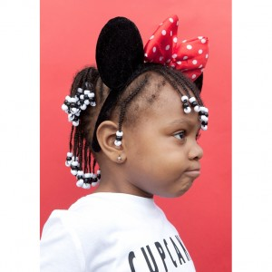 Photography.  Emily Stein Celebrates The Creativity of Black Children's Hairstyles with 'Hairdo.'
