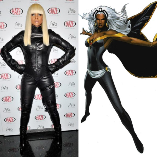 Black Ladies Halloween Costumes